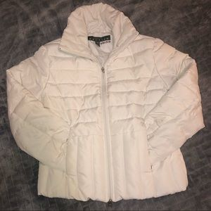 Kenneth Cole Reaction puffer jacket women's small